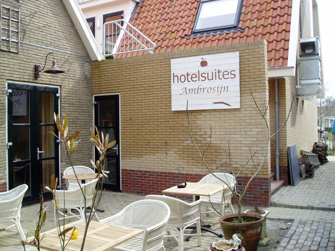 Hotelsuiten von Ambrosijn auf Schiermonnikoog