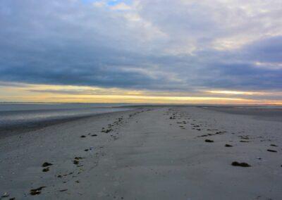 Schiermonnikoog strand