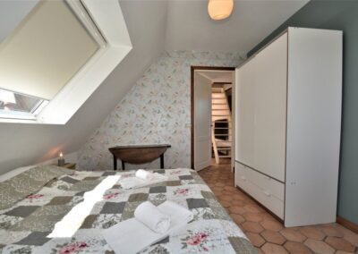 Slaapkamer Familiesuite Ambrosijn Schiermonnikoog