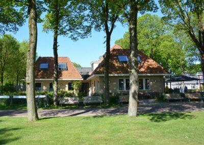 Restaurant IJssalon Hotelsuites Ambrosijn